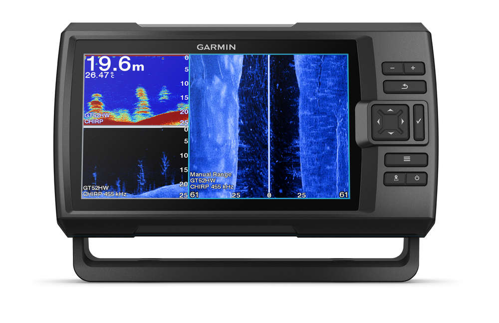 nowa seria echosond garmin striker plus