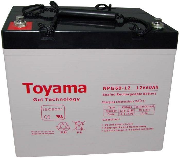 akumulator toyama npg 60